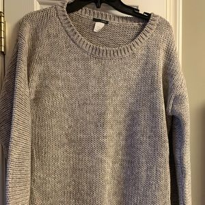 J Crew Sweater.   Oatmeal color, knit. super soft
